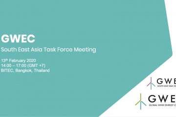GWEC South East Asia Task Force I Meeting Minutes