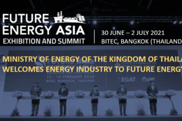 Thai Deputy Prime Minister welcomes the global energy industry to Future Energy Asia 2021_TH